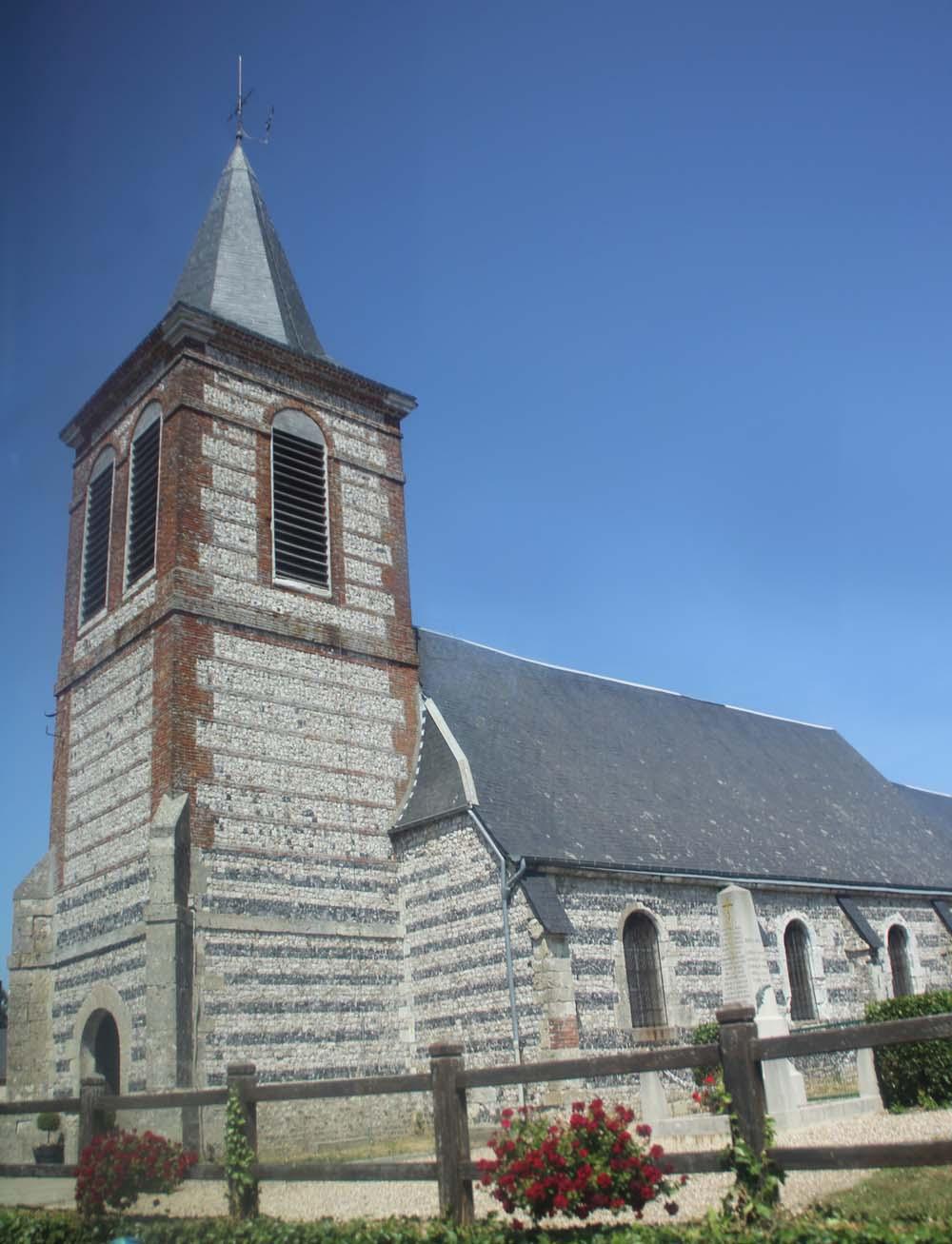 Церковь Сент-Мартин