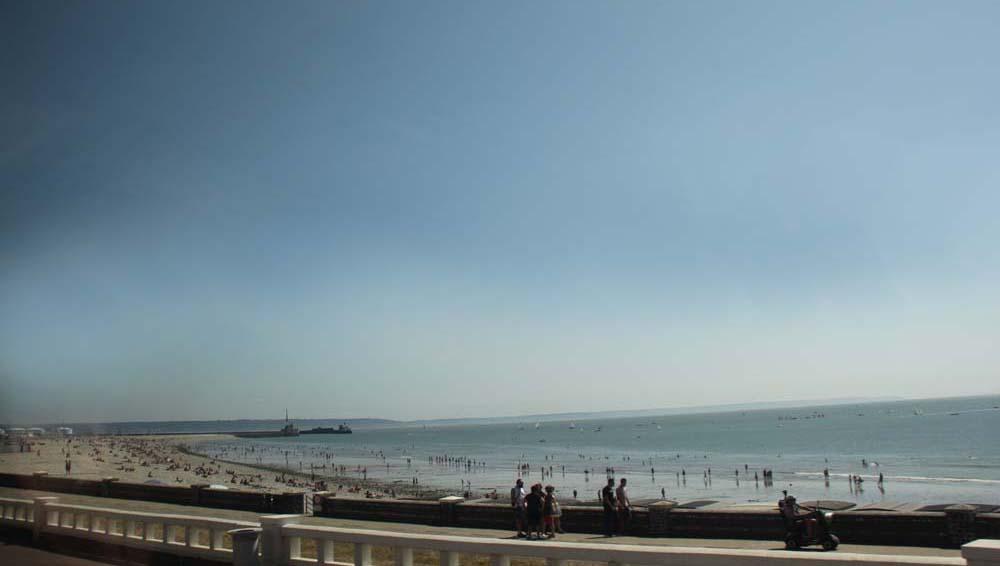 Пляжи Гавра