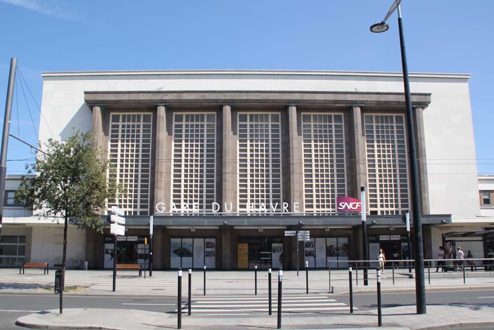 Вокзал Гавра