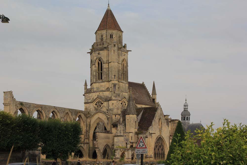 Eglise Saint-Etienne-le-Vieux