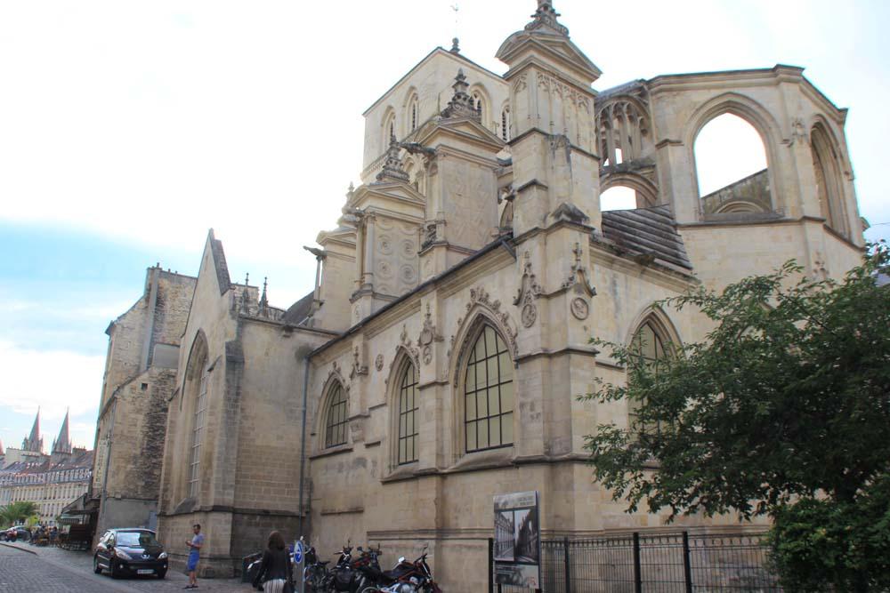 Eglise du VieuxSaint-Sauveur