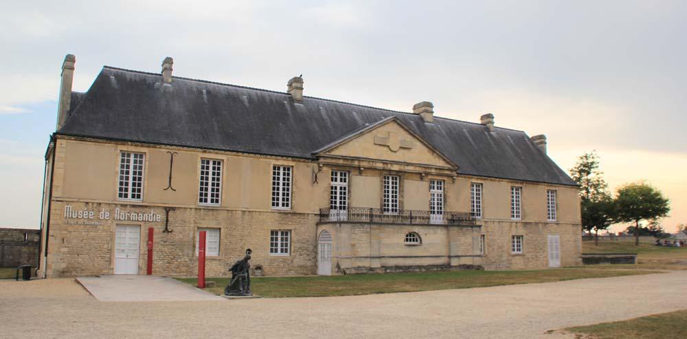 музей Нормандии