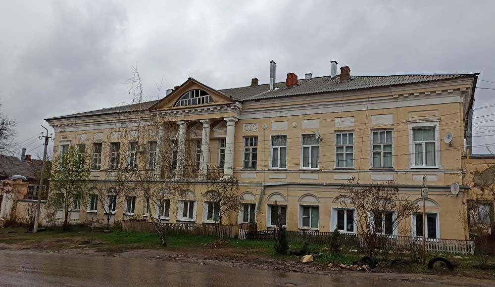 Дом Скорнякова (Львова)