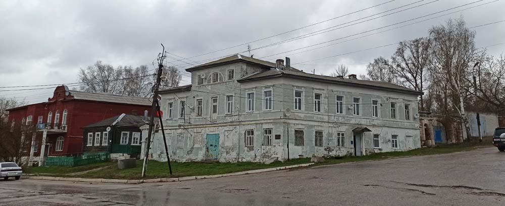 Дом Шемякиных