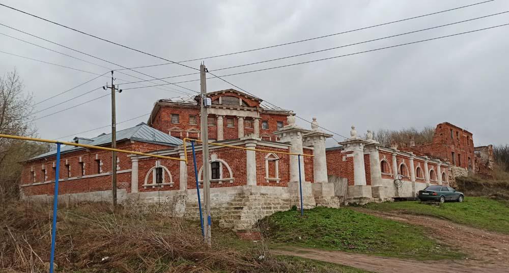 Дом купцов Костровых