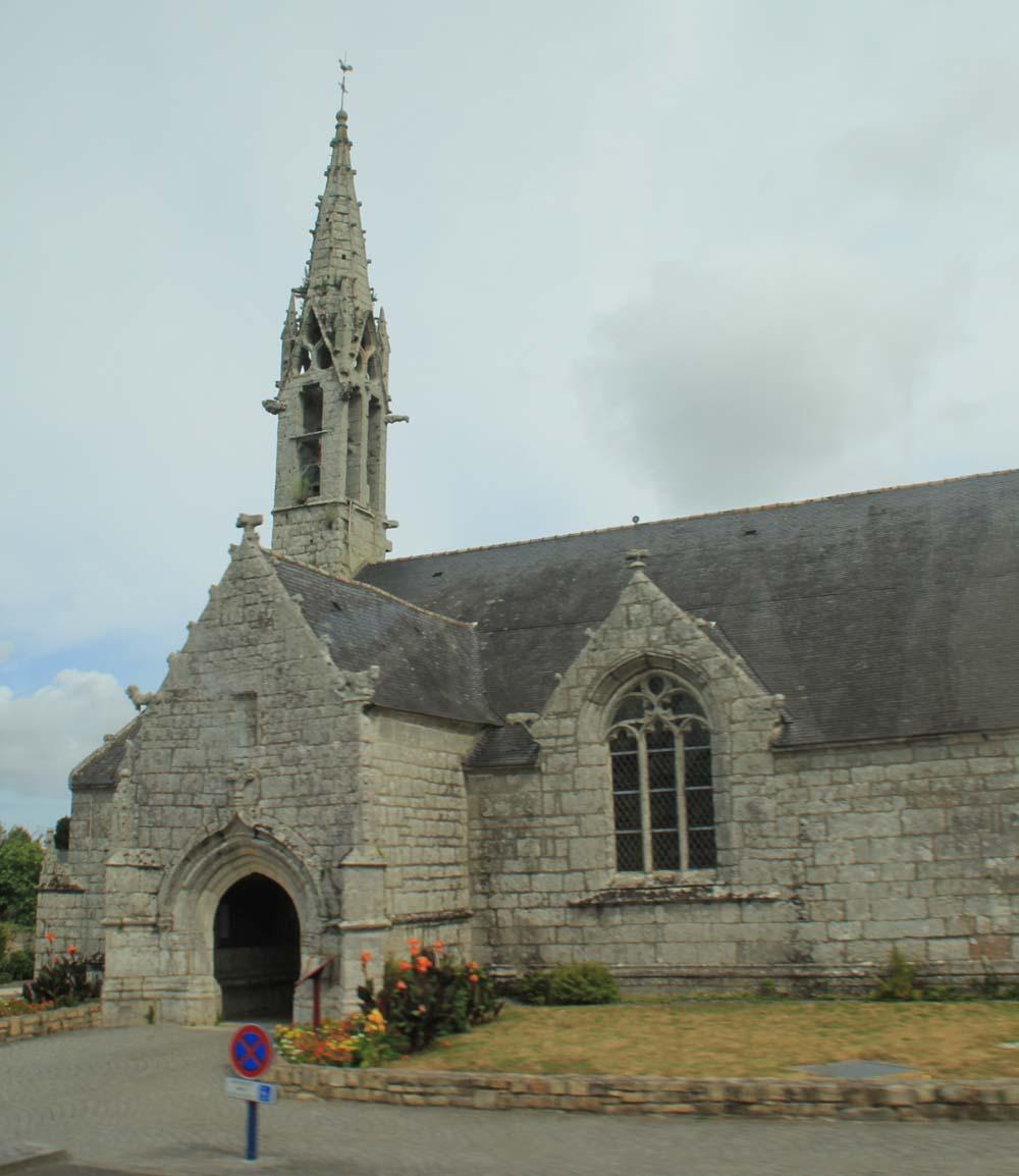 eglise de la Sainte Trinite de la Kerfeunteun