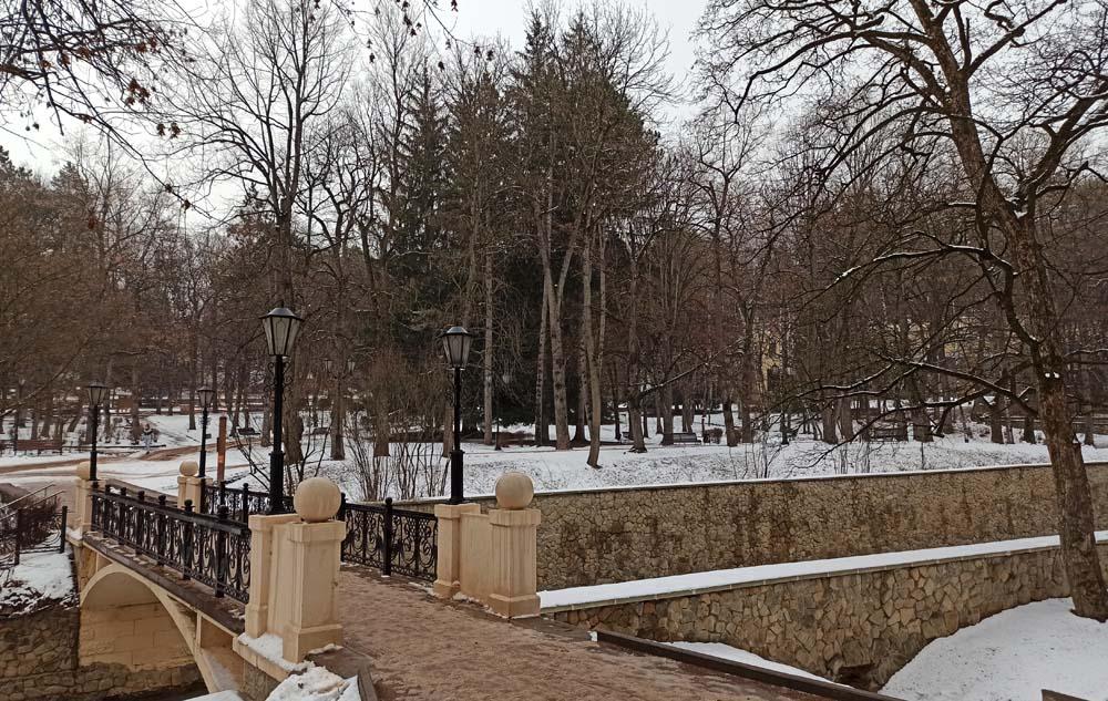 Мост через Ольховку