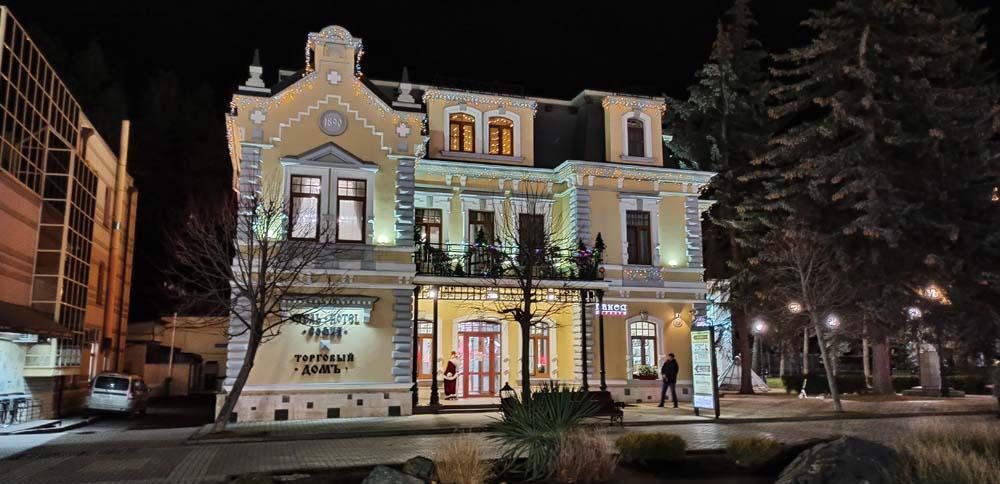 Дом полковника Мистрова