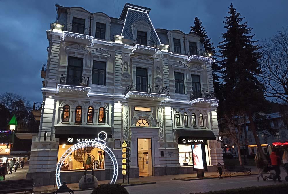 гостиница Зипалова