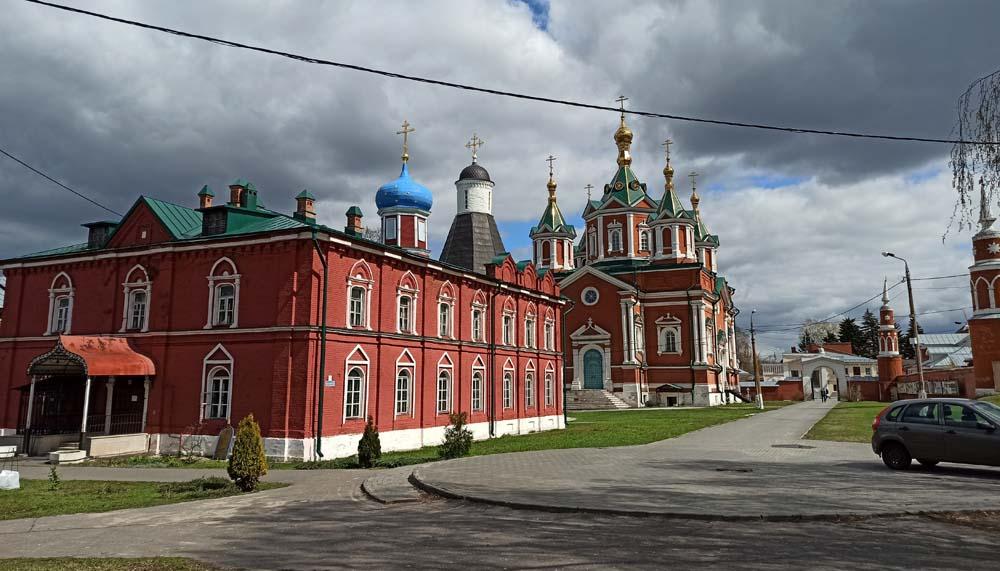 Брусенский женский монастырь