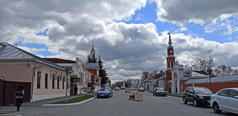 улица Лажечникова