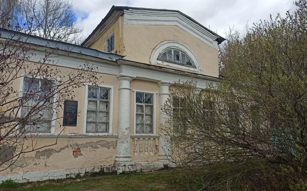 Дом Луковникова