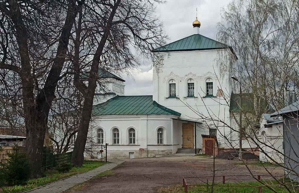 Церковь Никиты Великомученика