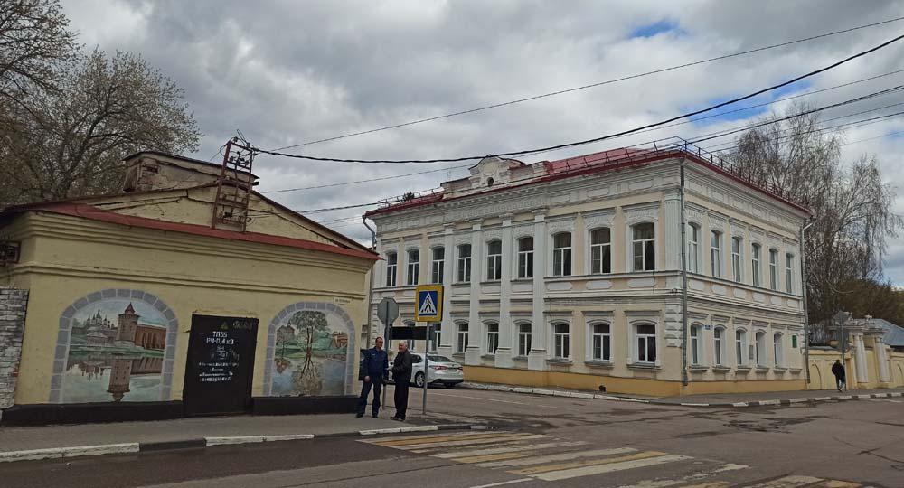 улицы Коломны