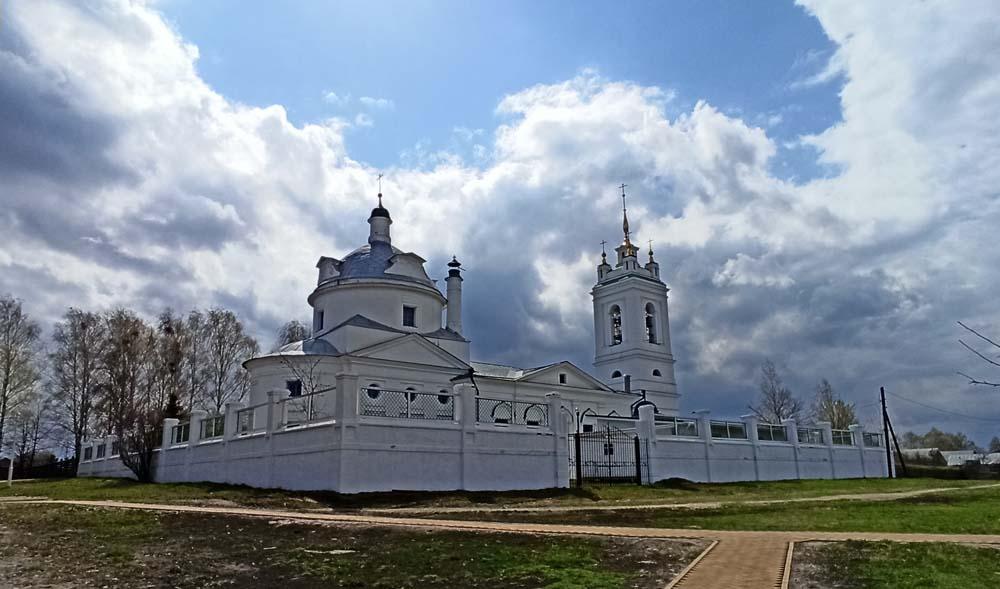 церковь Казанская