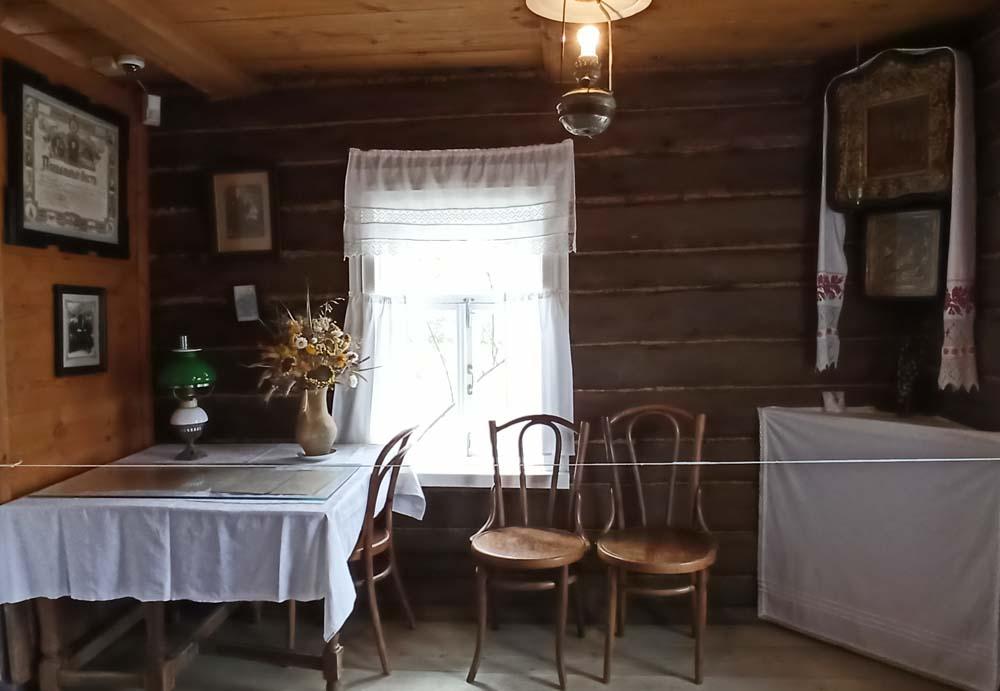 дом Есенина
