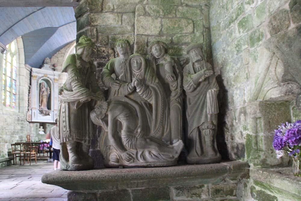 часовня Notre Dame de Bonne Nouvelle
