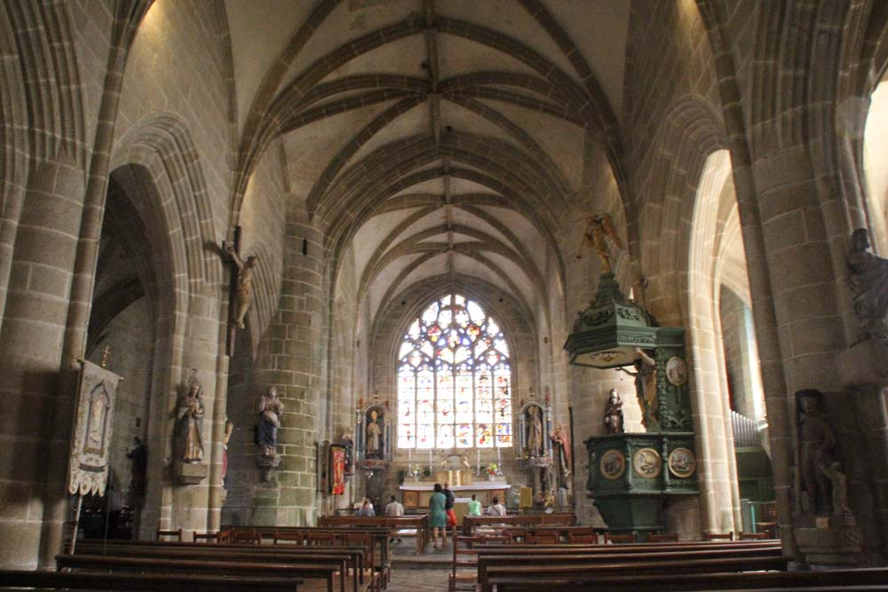 Церковь святого Ронана