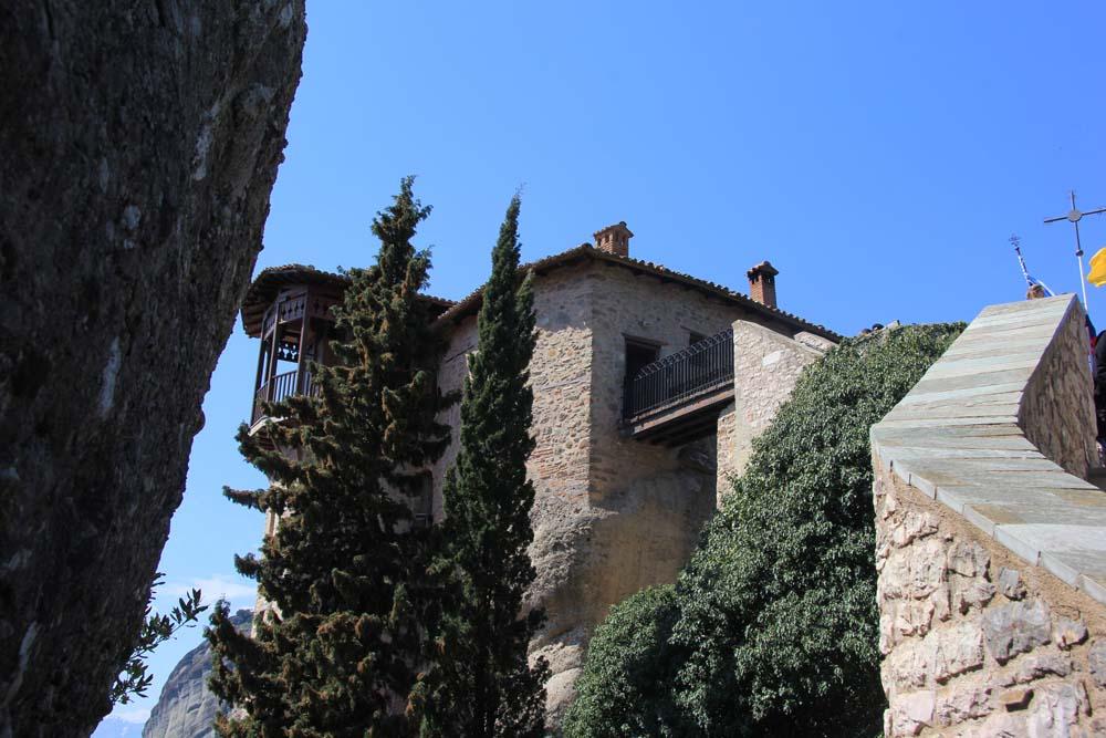Монастырь Русану