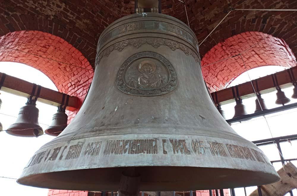 Колокольня. Храм Рождества Пресвятой Богородицы