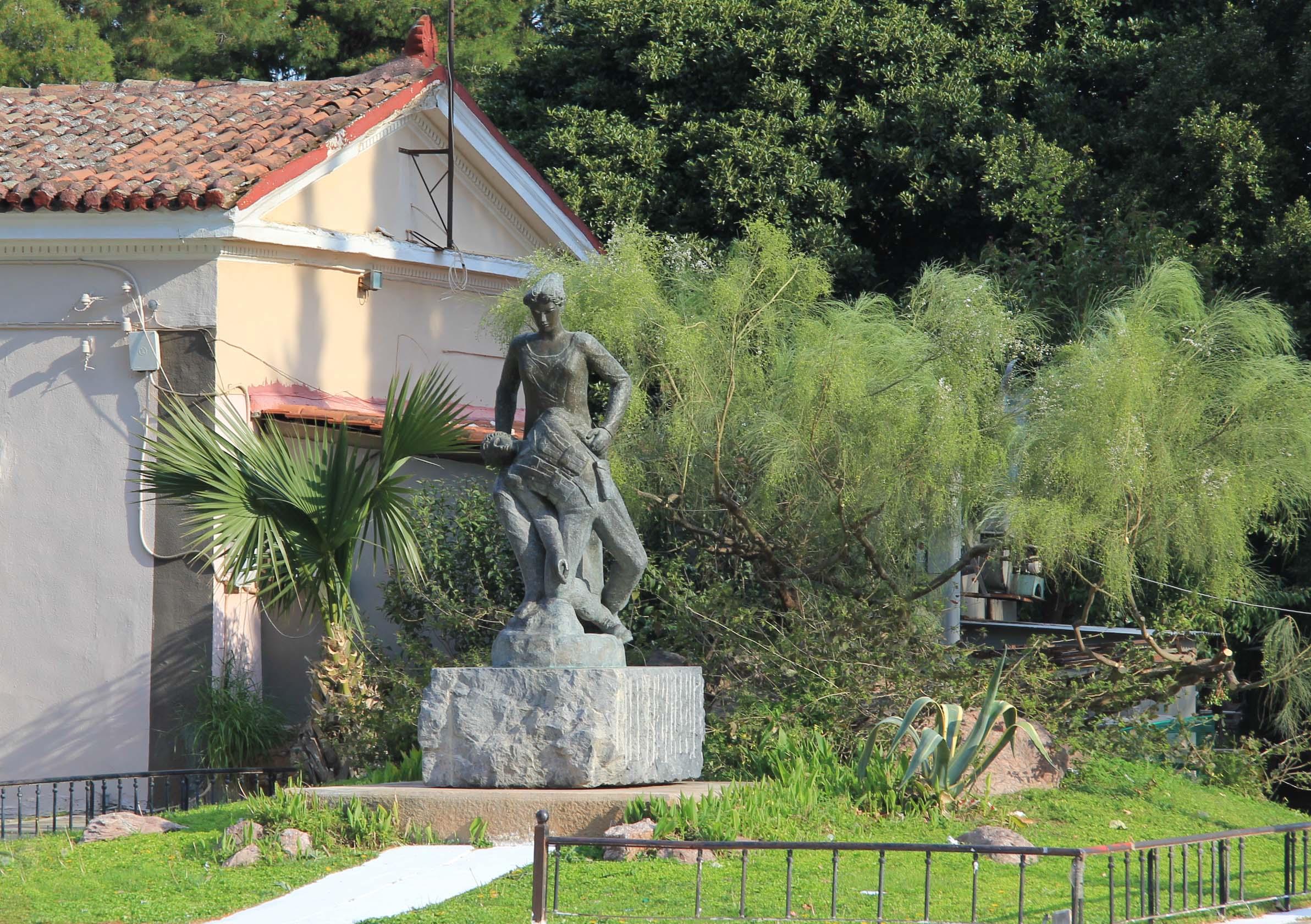 памятник Нафплион