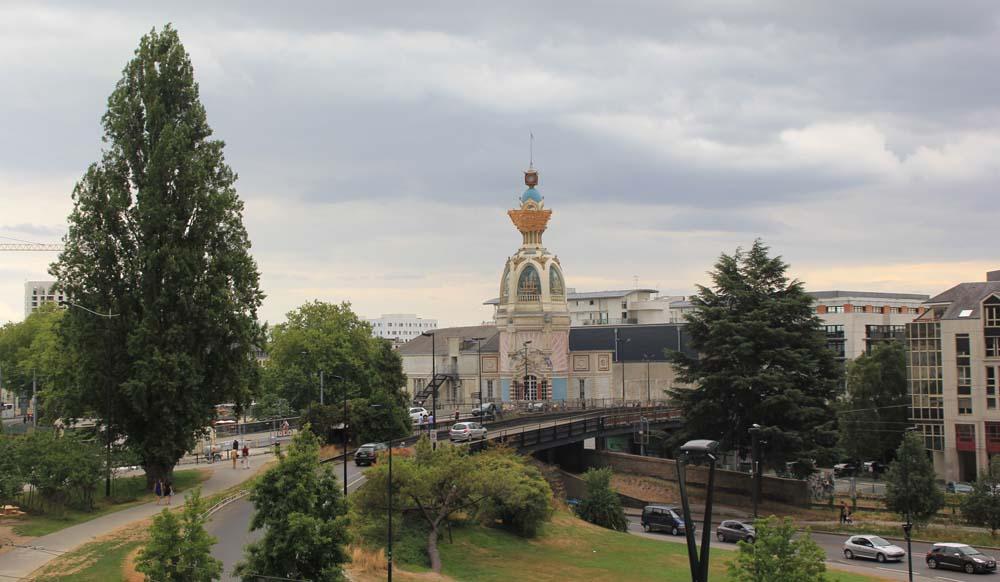башня LU