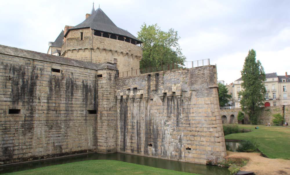 Замок Нанта