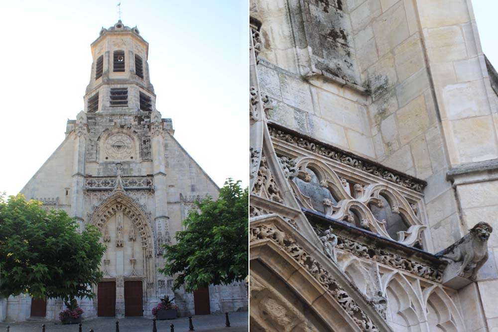 церковь Сент-Леонард
