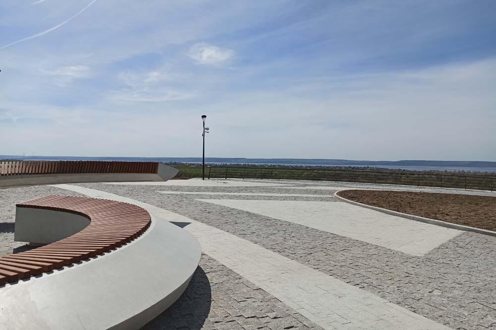 Место приземления Гагарина