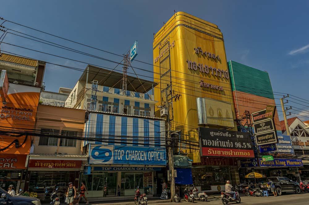 Бангкок — Паттайя. Как добраться