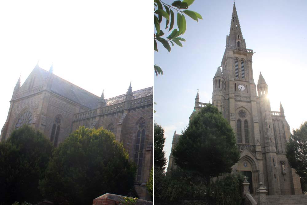 l'église de Notre-Dame-de-Bonne-Nouvelle