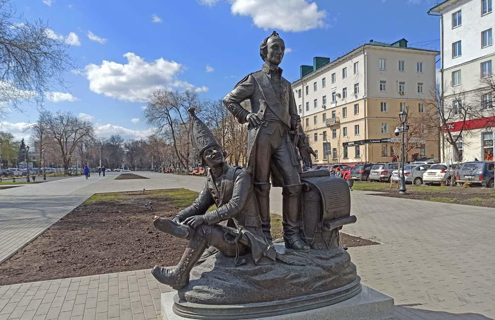 Суворов и пензяк толстопятый