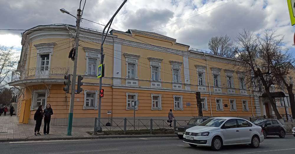 Дом Столыпина