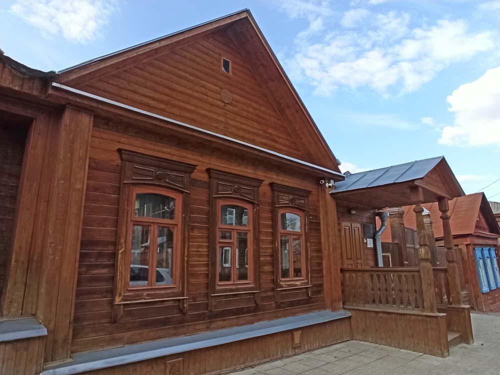 музей Ключевского