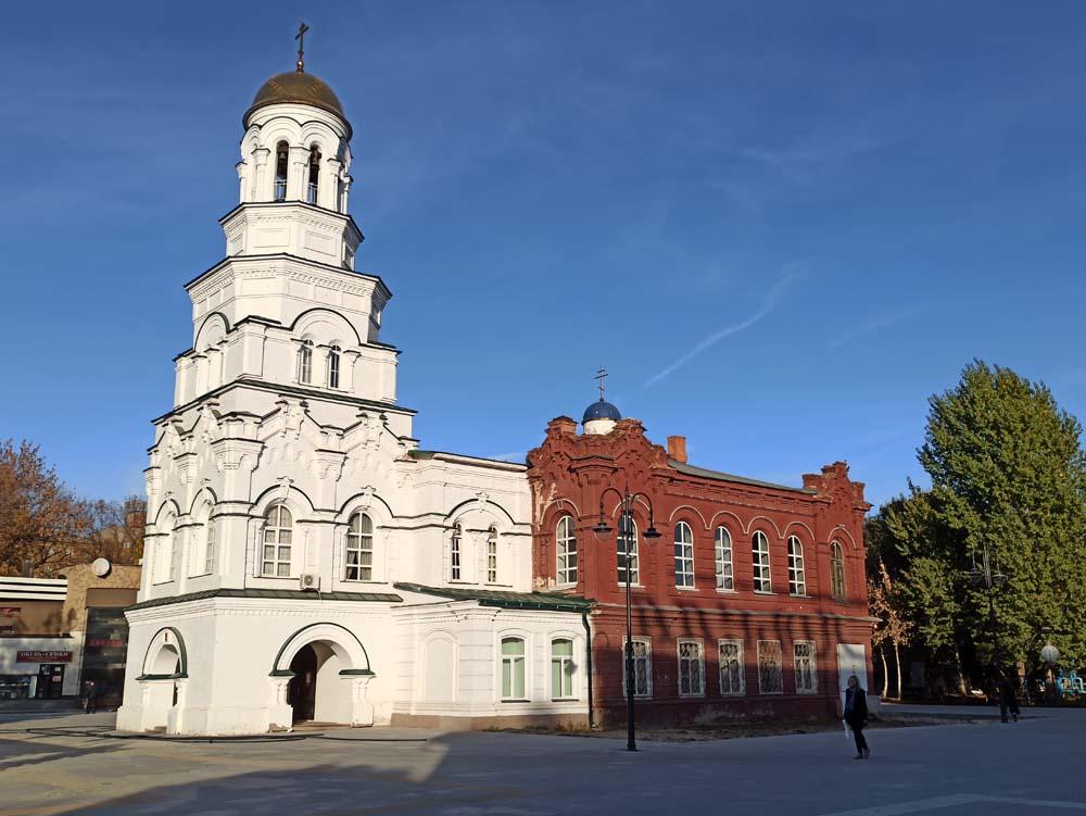 Митрофаниевская церковь