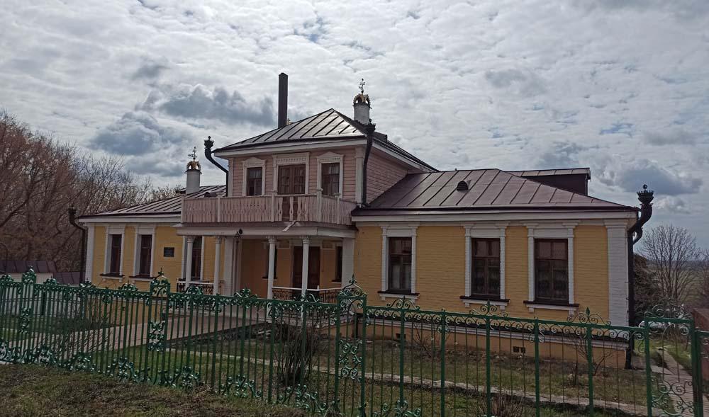 Музей архимандрита