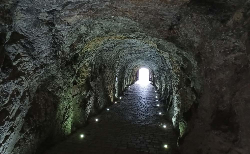 тоннель в Провал