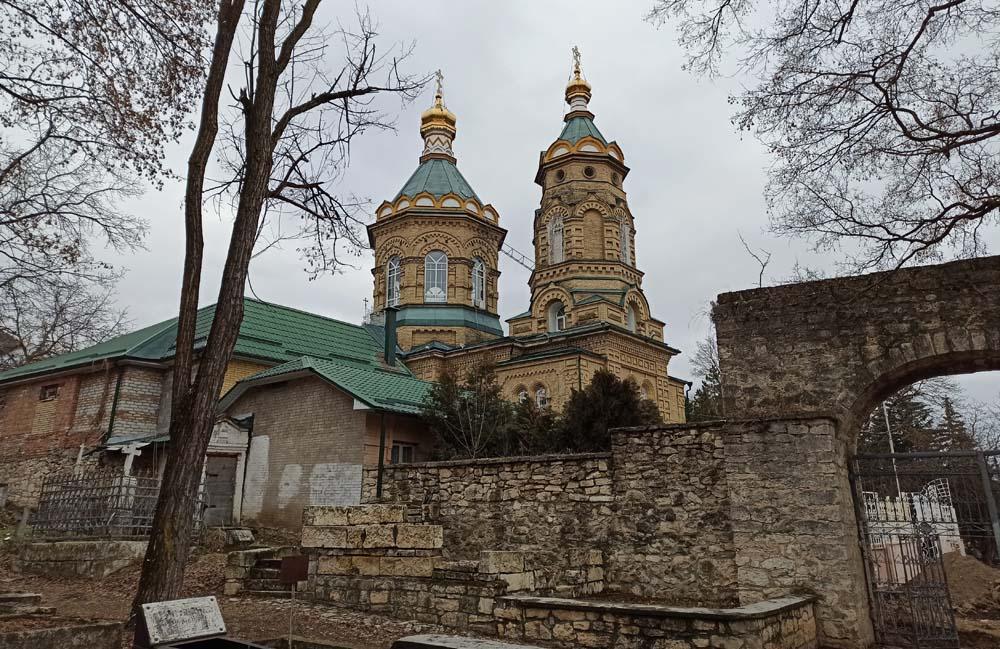 Храм Лазаря Четверодневнего