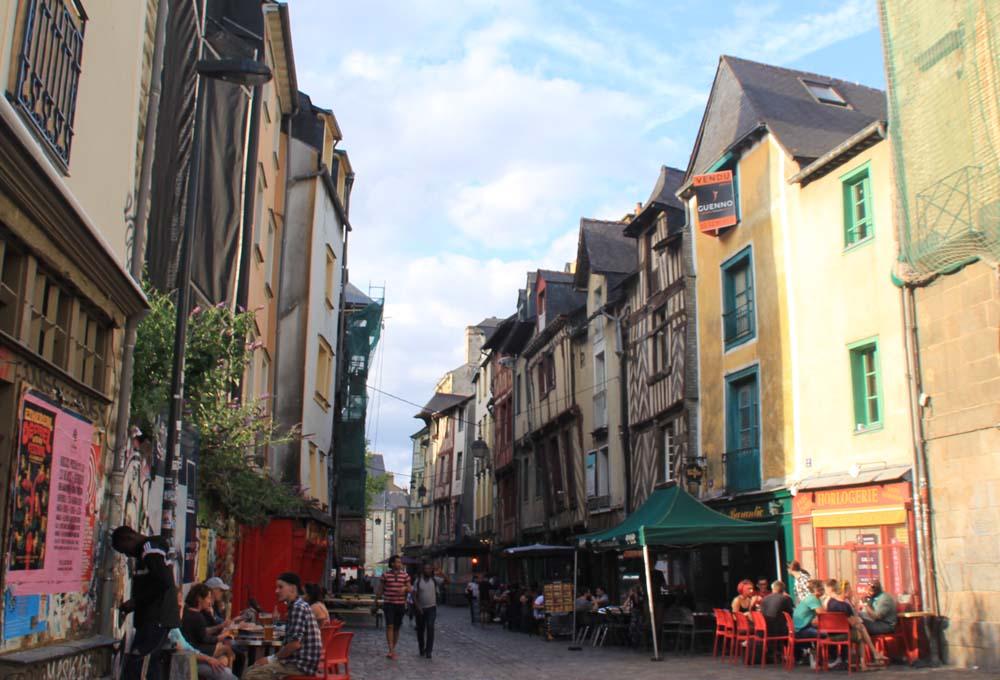 улица Сен-Мишель
