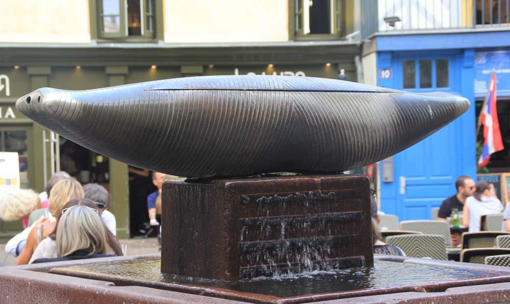 фонтан Chrysalide