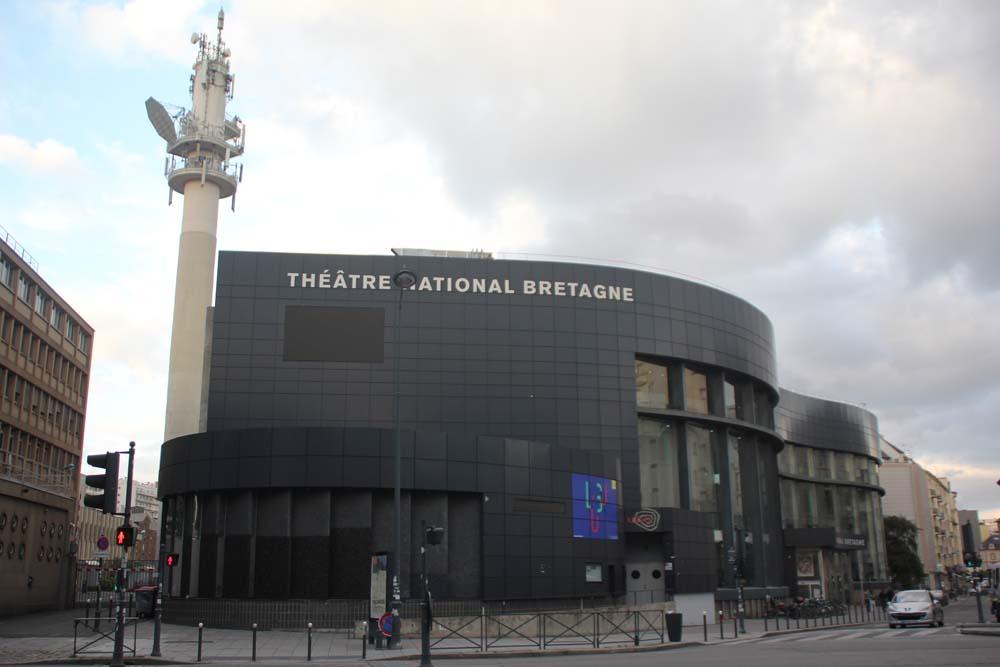 Национальный театр Бретани