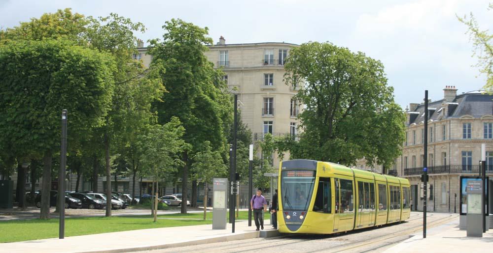 Реймский трамвай