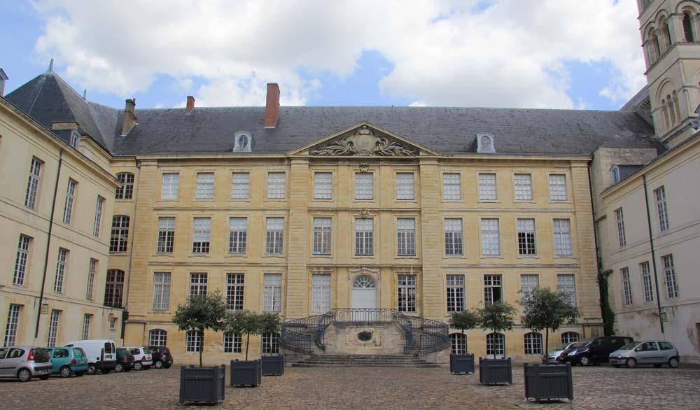 музей аббатства Сен-Реми