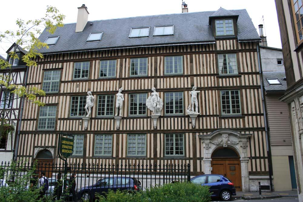 hotel d'Etancourt