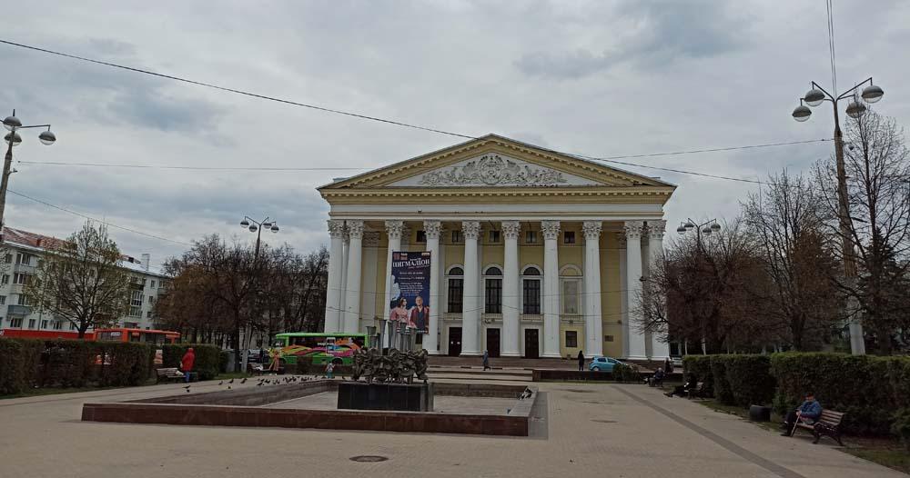 Рязанский драмтеатр