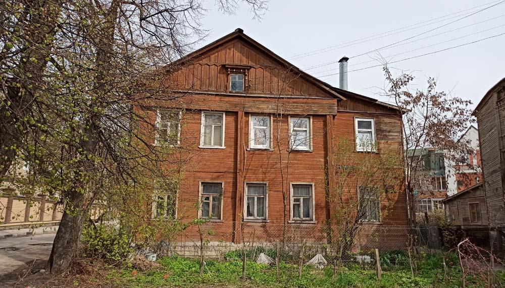 Дом Овсянниковых