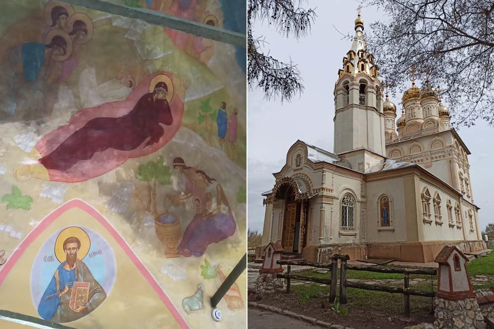 Церковь Спаса-на-Яру