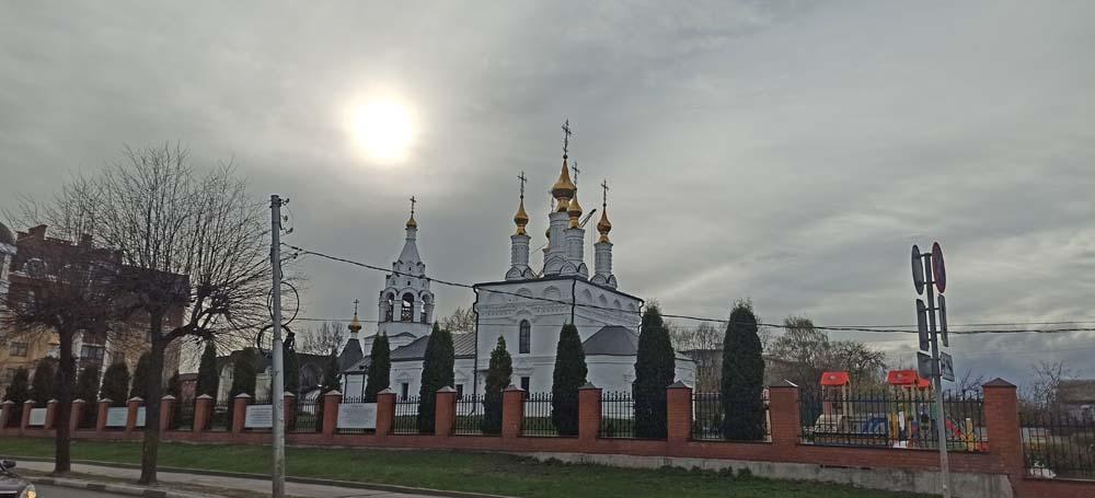 Церковь Благословения Пресвятой Богородицы