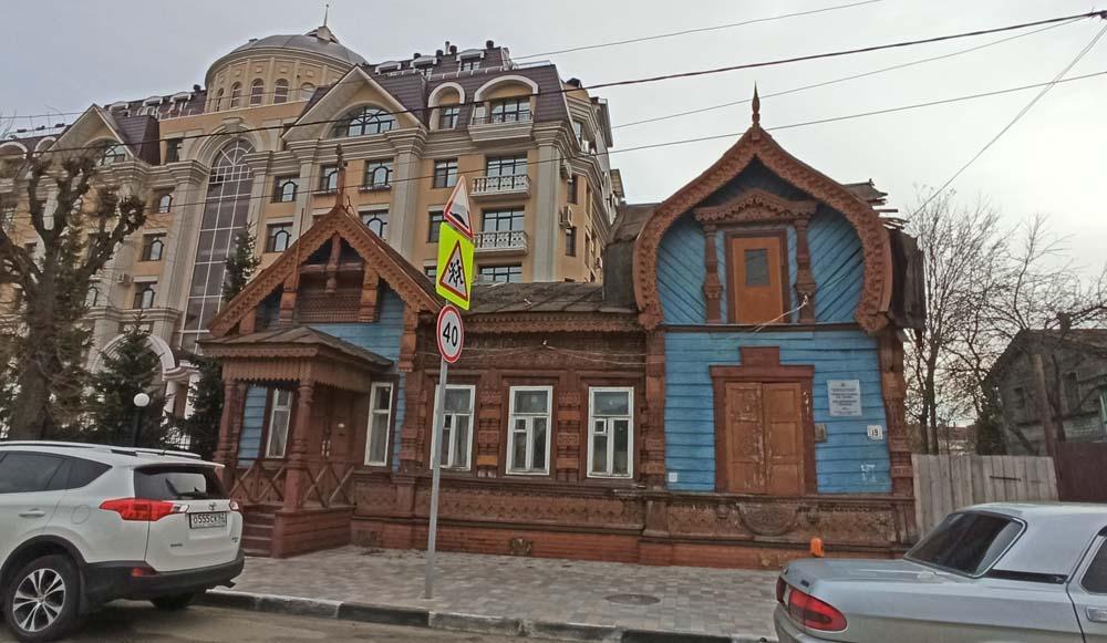 усадьба П.М. Попова