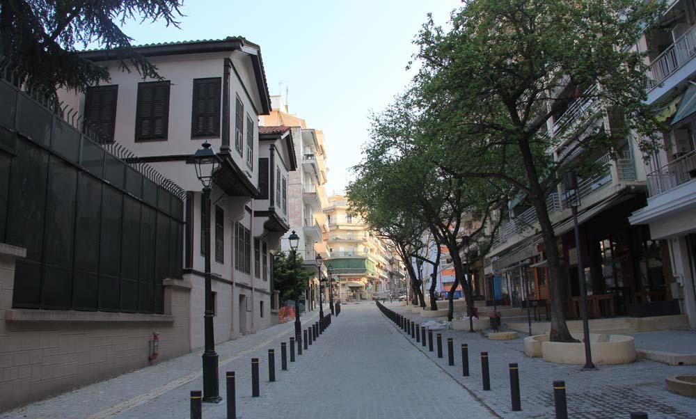 улица Апостола Павла